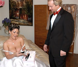 MILF Bride Porn Pictures